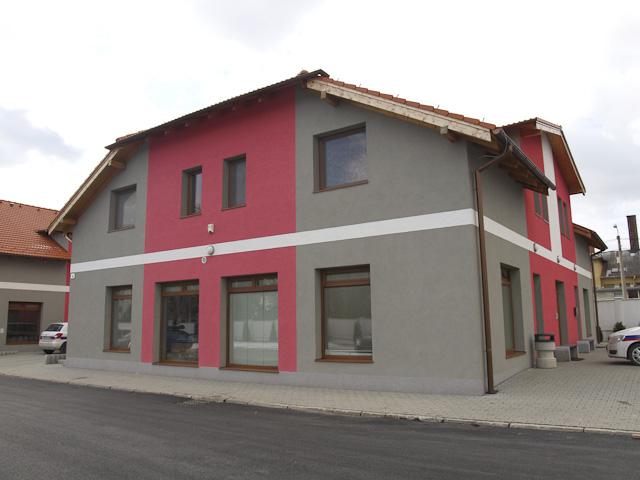 Polyfunkčná budova