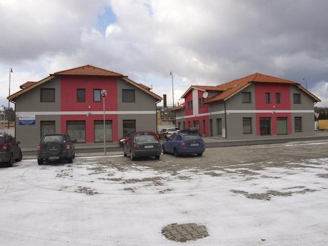 Polyfunkčné budovy